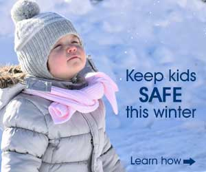 Winter safety tips for kids Jan21