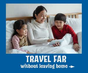 Travel far, while staying close to home Jan21