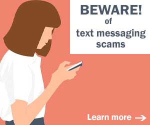 Text Messaging Scams Claim Relief Money is Waiting Jan21