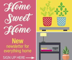 New newsletter signup Home Sweet Home Jan21