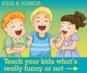 How to be funny, and how not to be