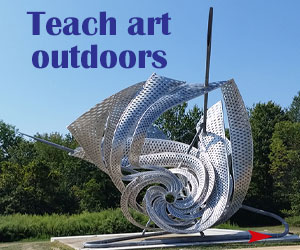 Visit cool sculpture parks in the Hudson Valley