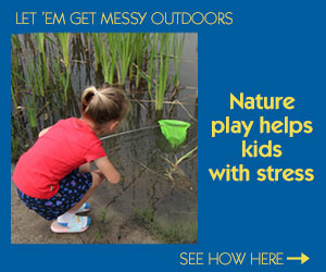 De-stress your kids: The benefits of nature play Apr21