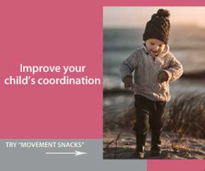 improve your child's coordination