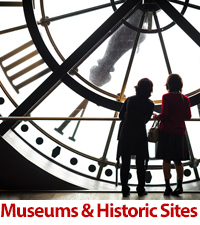 museums and historic sites