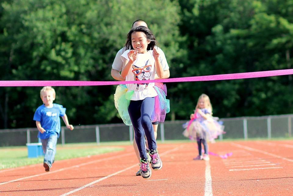 I am a Hudson Valley Parent, Girls on the Run, Amelia Lee