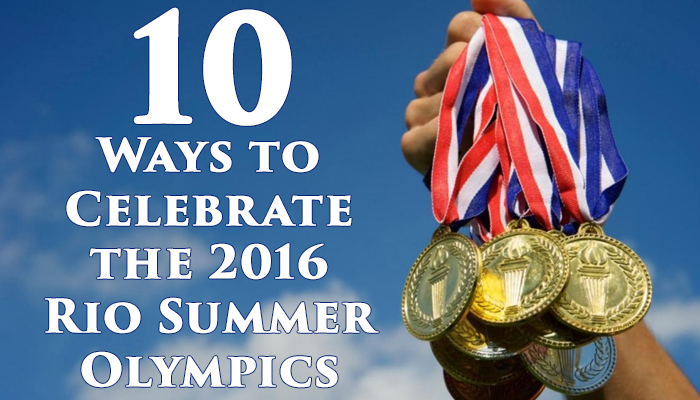 2016 rio summer olympic activities for kids hudson valley new york