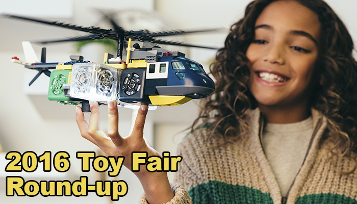 2016 toy fair review