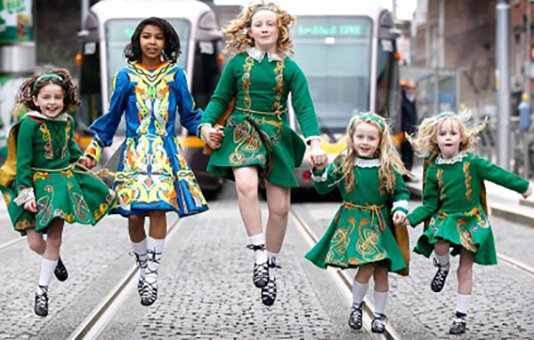 Image result for st patricks day parade
