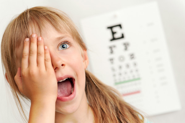 eye health and kids