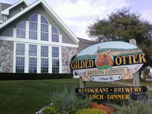 Gilded otter new paltz