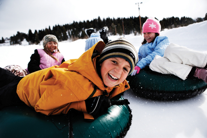 top winter fun sport spots