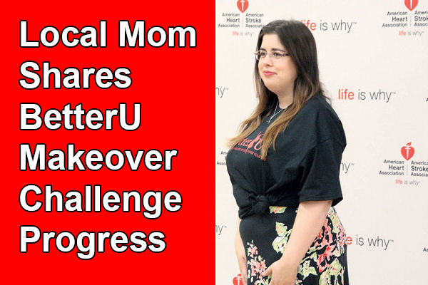 Duchess/Ulster American Heart Association's BetterU Makeover Challenge, health, health and fitness, fitness, getting healthy, exercising, mom exercises, losing baby weight