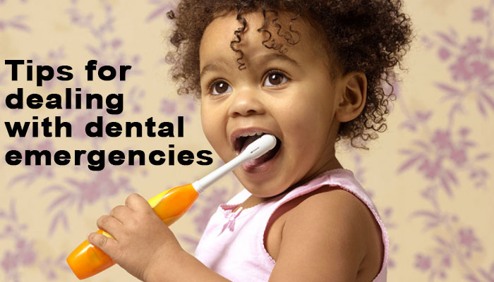tips for dealing with kids dental emergencies