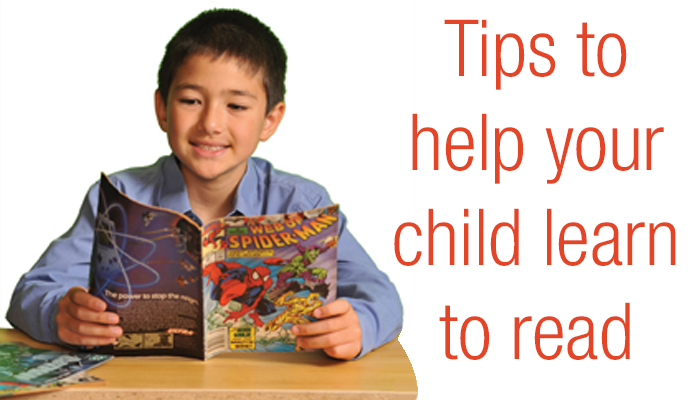 Great Ways to Help Your Child Learn to Read