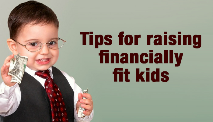how to raise money-saavy kids