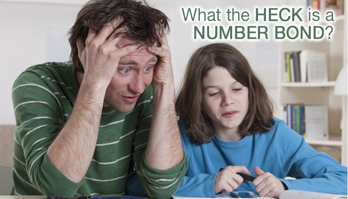 Common Core Home Math What The Heck Is A Number Bond