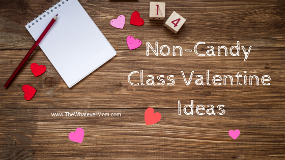 14 Non Candy Valentine S Day Gift Ideas For School