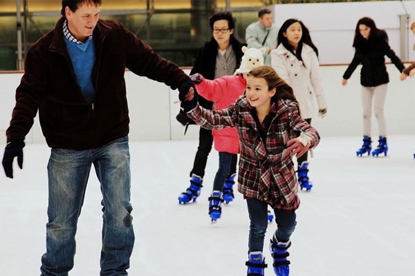 Free Ice Skating Classes Offered For Youth And Adults