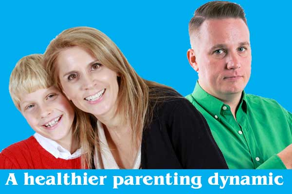 A healthier parenting dynamic for tough times