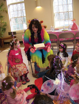 Camille McKay Of Fairy Wings Birthday Parties Comes To Your Home