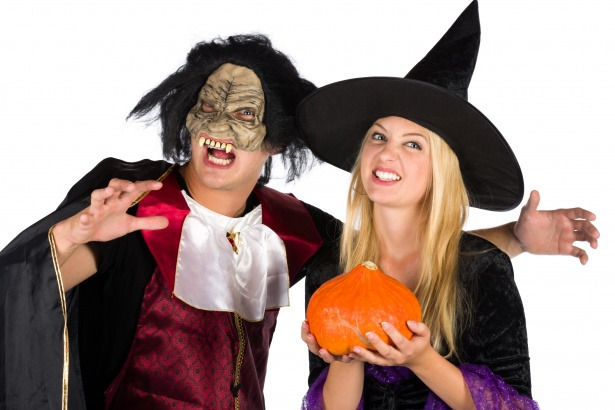 Banning teens from Halloween