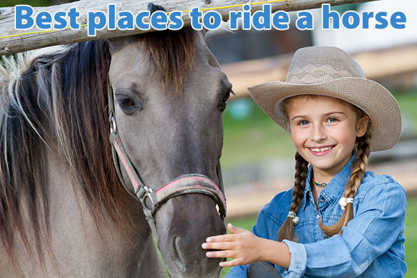 Best places to ride a horse in the Hudson Valley