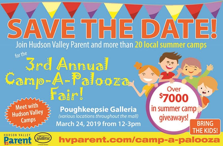 camp-a-palooza event
