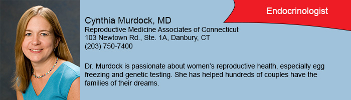 Cynthia Murdock, Reproductive Medicine Associates of Connecticut