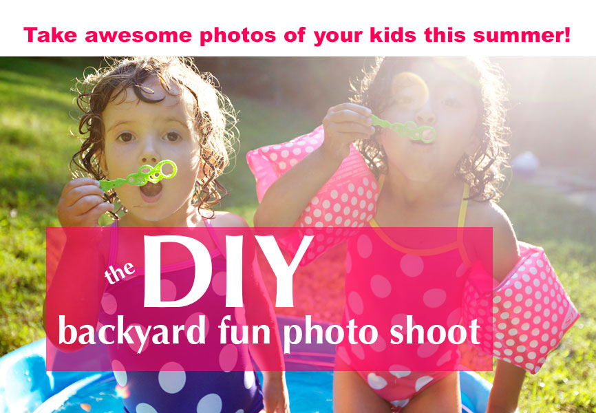 DIY photography, DIY, kids photographs, Family-friendly photographer, photo tips