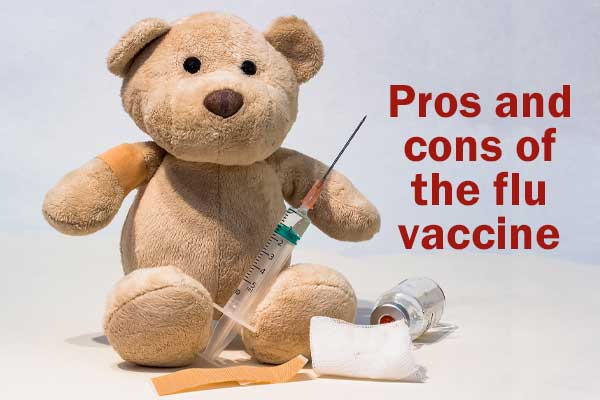 Docs and parents need to discuss pros and cons of flu vaccine