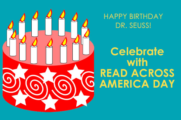 Dr. Seuss books to read for Read Across America Day