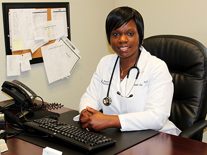 Dr. Obosa Osawe, Health Quest Medical Practice