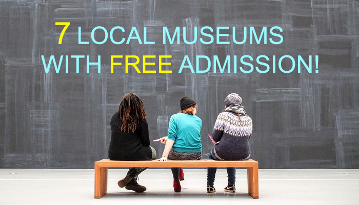 Family Fun on free museum day