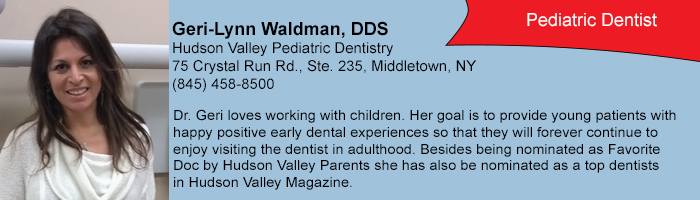 Geri-Lynn Waldman, hudson valley dentists, pediatric dentist