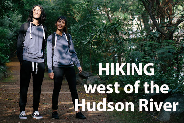 Great places to hike west of the Hudson River