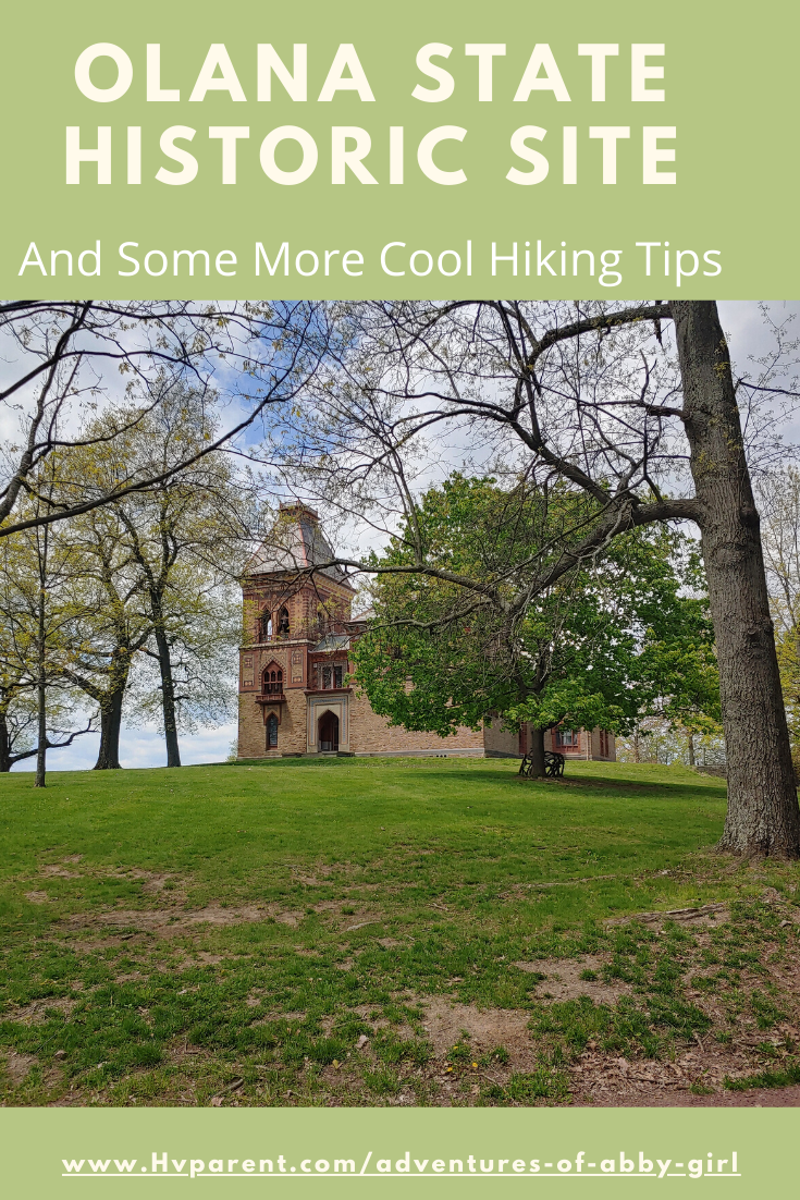 Hike Olana and Cool Tips