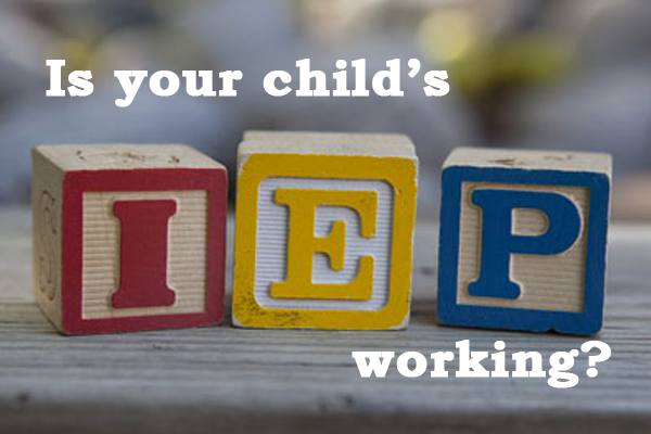 Is your childs iep working hudson valley