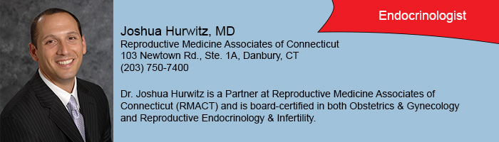 Joshua Hurwitz, Reproductive Medicine Associates of Connecticut