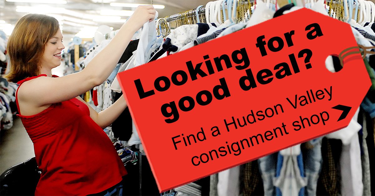 Local consignment shops for money saving deals