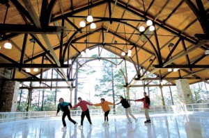 Top Hudson Valley Ice Skating Rinks
