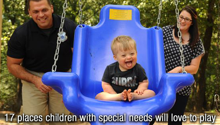 Opportunities for children with special needs