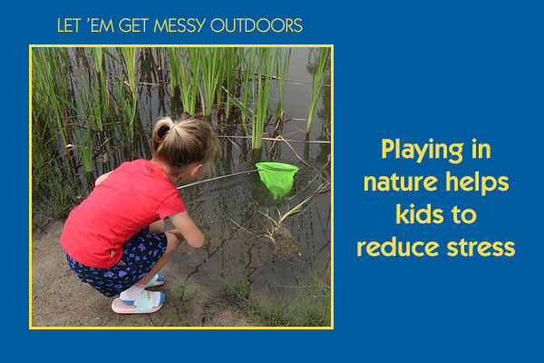 Outdoor play helps kids build skills and stay healthy