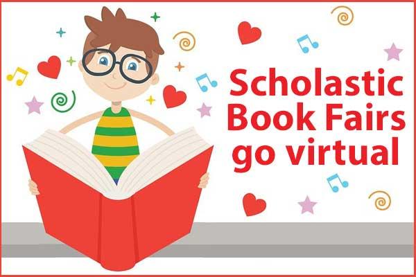 Scholastic Book Fairs go virtual