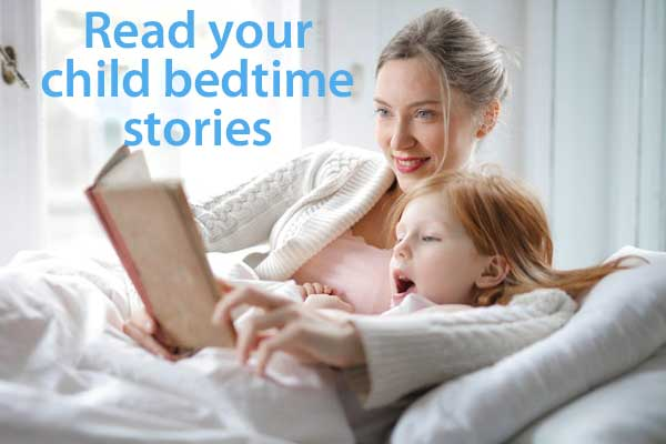 Some helpful hints for telling captivating, bonding stories