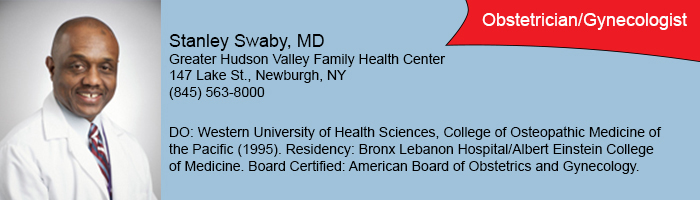 Stanley Swaby, Greater Hudson Valley Family Health Center