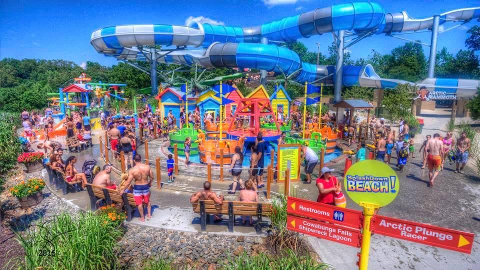 Summer Fun Day 48 Make A Splash At Splash Down Beach