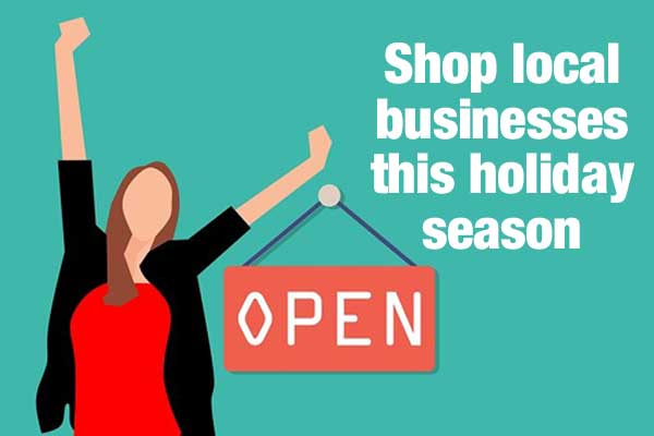 Support your community and shop local this holiday season