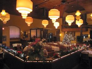Delightful Setting At Terripan Restaurant