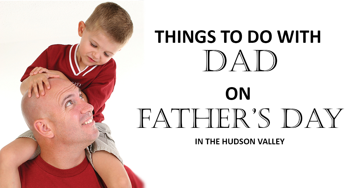 Things to do on father's day